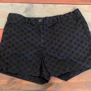 3 FOR $20 GAP Black Shorts Size 2